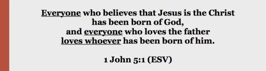 1 John 5.1